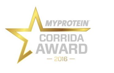 My PT Corrida Award